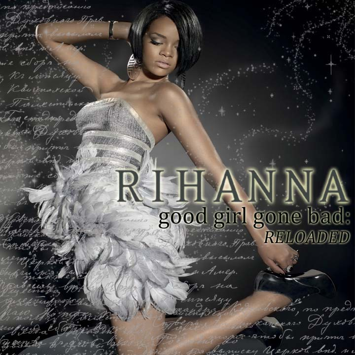 Rihanna good girl gone bad zip